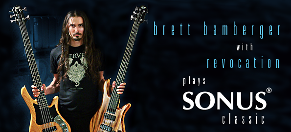 Please welcome Bret Bamberger from Revocation to the ZON family!!!