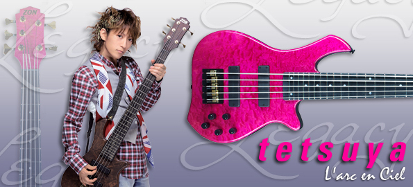 CLICK HERE to check out tetsuya's bio page and his Legacy 519!